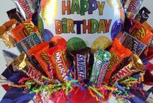 Birthday/Celebrations / by Brittany Scott