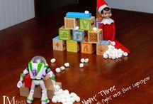 Elf on the shelf / by Vanessa Lynch