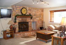 Exclusive Keystone Mountain Homes, Colorado / Choose a Keystone, Colorado  mountain home for family gatherings, weddings, or corporate retreats.  / by Key To The Rockies Vacation Rentals
