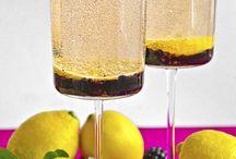 Signature cocktails / by Jolinda Pullen