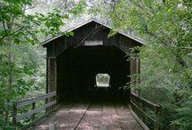 Covered Bridges  and Barns / by Linn Cich-Jones