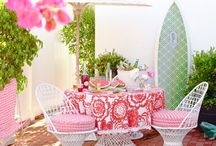 Gardens / Patios / Porches / by Lisa Heros Ellis
