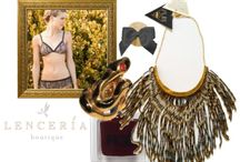 February Inspiration / What we love about the month of love / by Lenceria Boutique