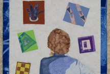 Art quilts and wallhangings / by Pam Keirstead