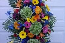 Sympathy Work / by Gassafy Wholesale Florist