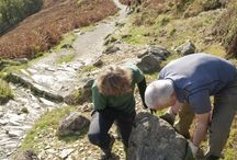 Lake District Appeal / The Lake District's footpaths have been taking us to the places we love for centuries. But because of eroding paths, poor drainage and millions of pairs of walking boots, they're falling into disrepair fast.  To repair 2km of pathways, we need to raise a total of £300,000, so please make a donation today at www.nationaltrust.org.uk/lakedistrictappeal.   With your support, we can keep the Lake District special for years to come. / by National Trust
