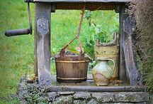 Old Wells & Pumps / by Sylvia