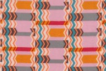 Fabrics, Prints & Patterns / by Stacey Campbell
