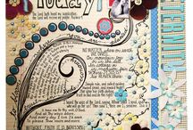 Scrapbook Ideas / by Euvah