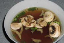 soup / by Fonda Barnes