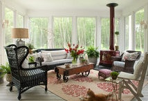 Sun Rooms & Porches / by roomcandyboutique
