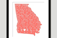 ga on my mind...& other southern things / by Stephanie McVicker