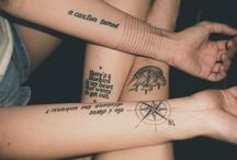 Ink / by Megan Bresnahan