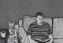 Readers--Men / by Lynn Epton-Siler