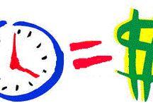 School: Economics...show me the money / by Elizabeth Foster