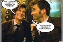 Doctor who/ Star Wars  / by Cailin Elliott