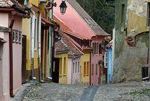 Simply Romania / by Dana Crisan