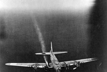 On a Wing and a Prayer / WW II in the air. / by David Criser