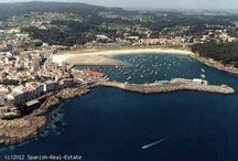 Galicia / There are many undiscovered corners to be explored on the Spanish mainland, especially in the North. Away from the noisy civilization, the Galician province of Pontevedra offers calm fishing villages, stunning white beaches, and abundant countryside, in glorious harmony, to travellers and tourists. / by Spanish RealEstate