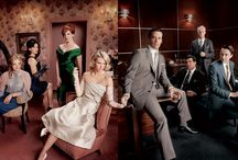 MadMen Goodness / by krystamasciale