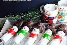 Christmas Food / by Debbie Peters