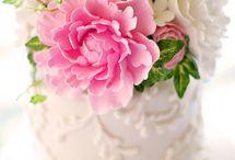 Beautiful Cake Ideas / by Sheryll Clarke