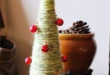 Christmas crafts / by Kristine Cruz-Munda