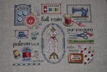 Stitching Blogs / by Denise Thornton