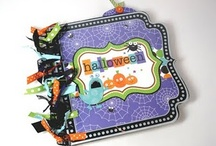 Halloween Paper Crafts / by Cynthia Ryder