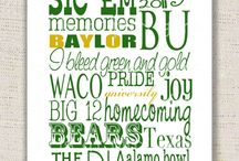 Baylor  / by Rosemond Cates