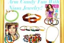 Arm Party / by Nissa Jewelry