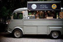 Jono's food van / by Rebekah Long