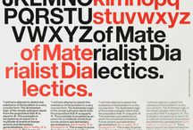 Typography / by Jaron Jackson