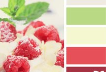 Color palettes  / by Irina's CuteBox