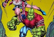 Comics / by Robert Kinosian