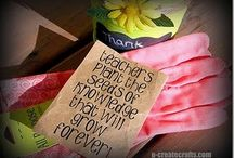 Teacher Gifts / by Amy Butler