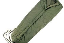 Sleeping Bags, Blankets and Pads / by Survival By Preparedness