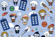 Dr Who / by Carrie Trautman-Henderson