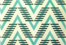 patterns: geometric / by Ashley Steen