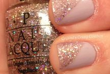 Nail ideas & polish colors to try! / by Valeria Fasci