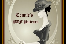 Connie's PDF-Patterns / by Connie's PDFPatterns