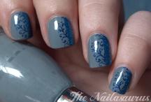 stamped nails / by Tina Shirbroun