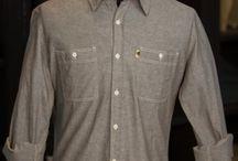 Chambray Shirts, Oxford Shirts, Fishing Shirts / by Buffalo Jackson Trading Co