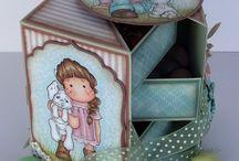 Box, Bag, Tag And Templates / by Cynthia Curts
