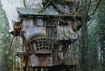 Tree House / by JuiceARollOfCandy