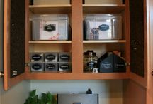 Organization ideas / by Jennifer Harless Barbee