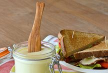 Recipes:  Sauces/Condiments / by Kathleen Collins