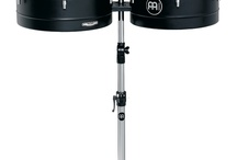 Timbales / by MEINL percussion