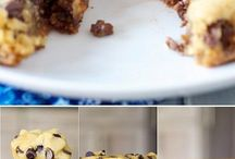 Cookies, brownies and cakes...oh my! / by Crystal Rodriguez