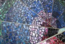Glass - Mosaics / by BottlesUpGlass